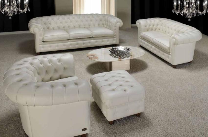 Мягкая мебель из Италии CHESTER (ЧЕСТЕР)