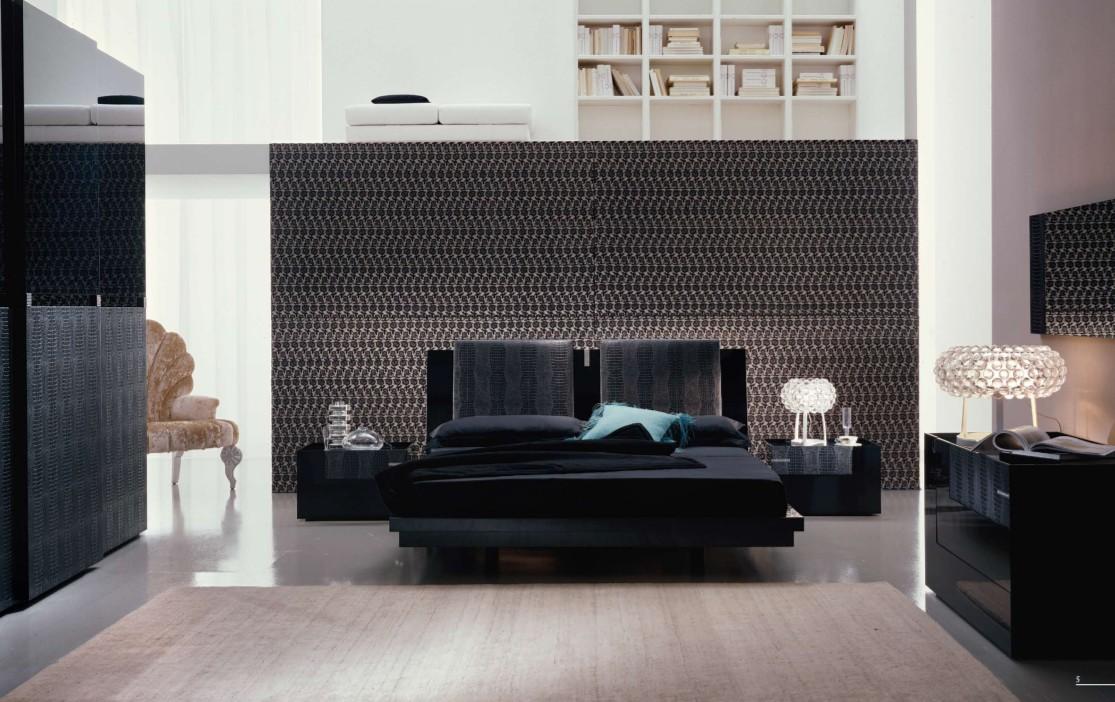 спальня диамонд черная ф-ка армобайл